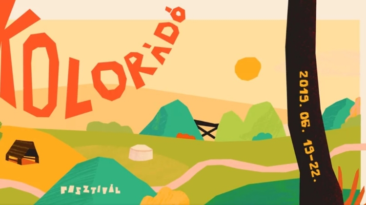 Coming Up: Kolorado Festival Hungary, Nagykovácsi, 19 – 22 June