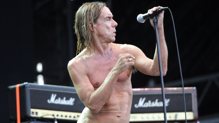 Iggy Pop To Play Budapest, 24 July