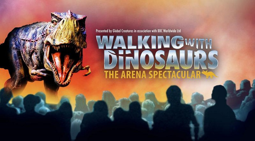 Coming Soon: 'Walking With Dinosaurs' Budapest Arena, 19 – 21 April