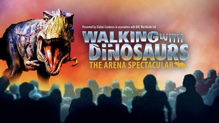 Walking With Dinosaurs Show