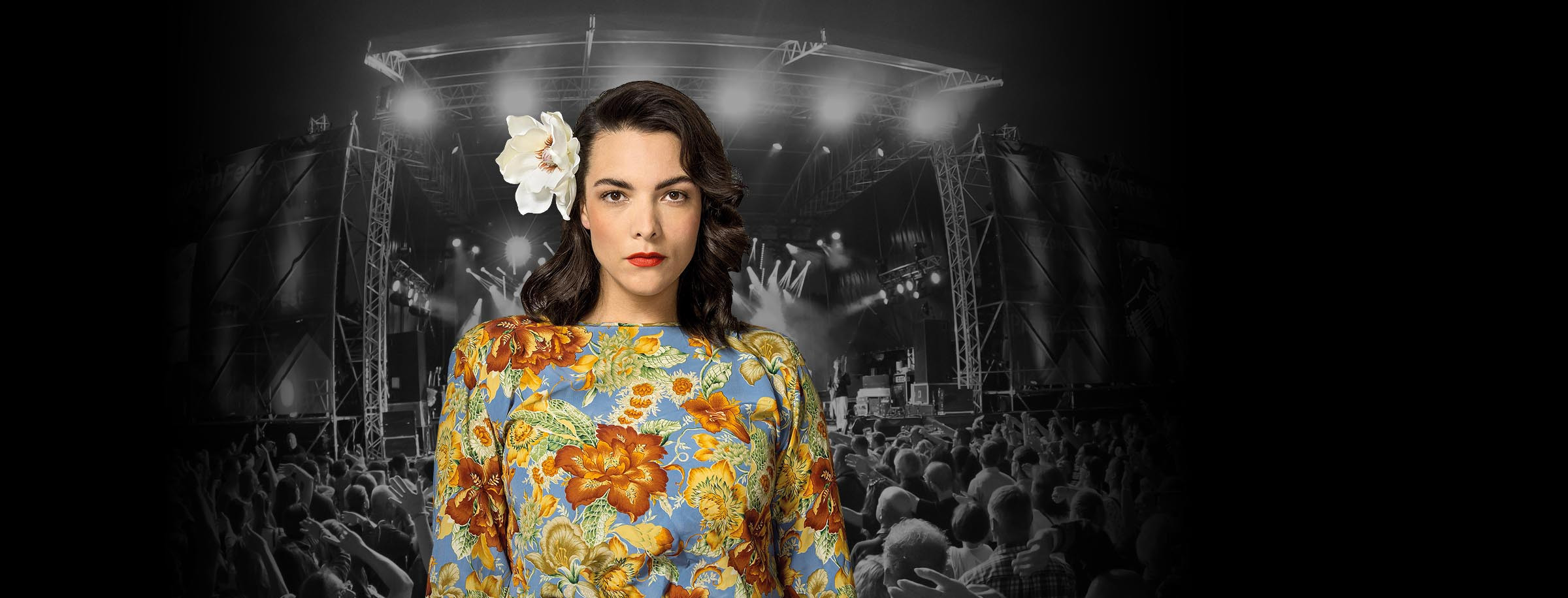 Caro Emerald Concert @ VeszprémFest In Hungary, 10 July