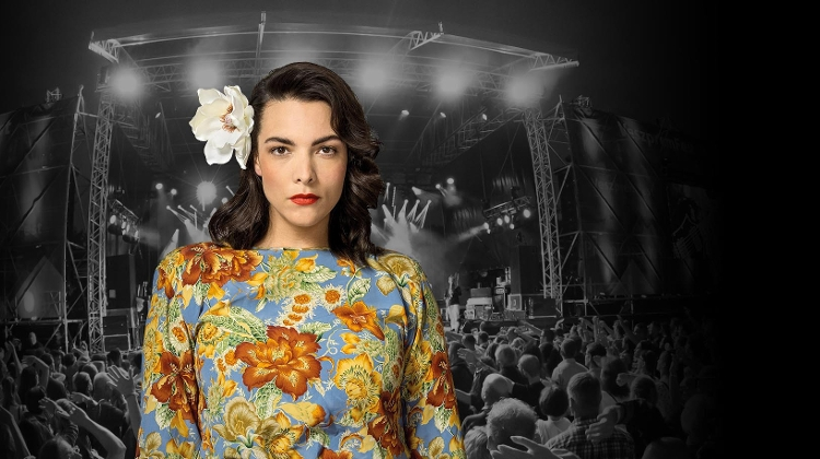 Coming Up: Caro Emerald Concert @ VeszprémFest In Hungary, 10 July
