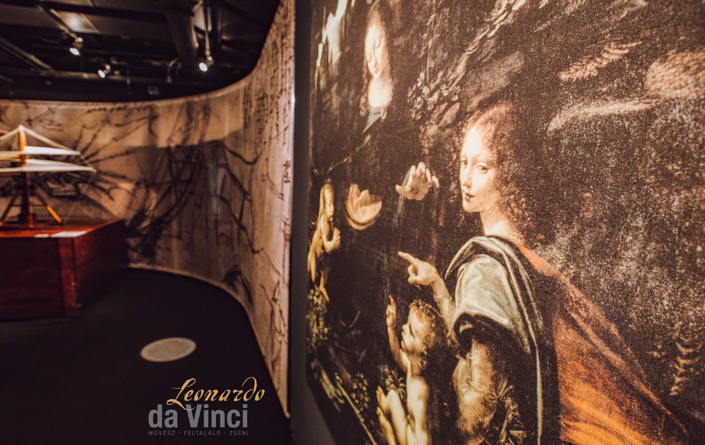 Interactive Da Vinci Exhibition In Budapest Until 1 September