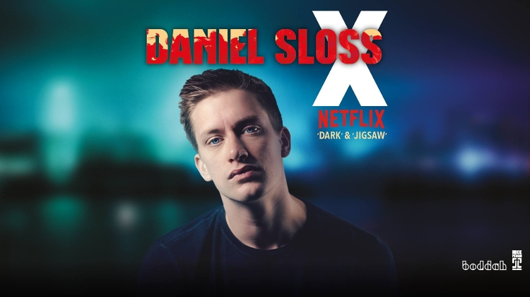 Coming Up: Daniel Sloss, X - Live In Budapest, 3 November