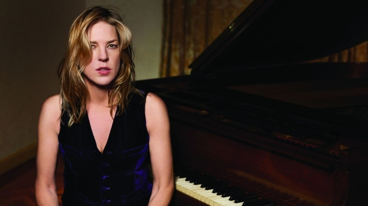 Coming Up: Diana Krall, Palace Of Arts Budapest, 26 June