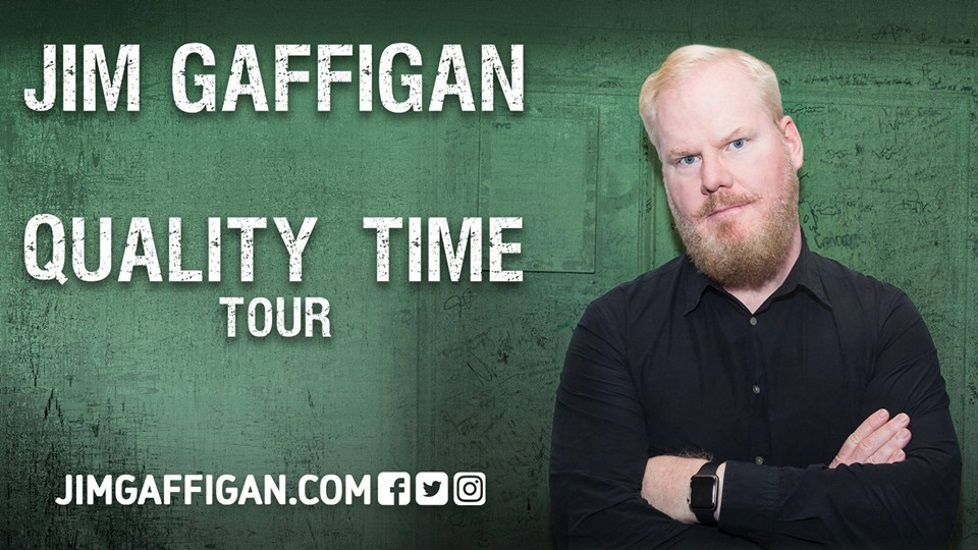 Jim Gaffigan's 'Quality Time Tour' In Budapest, 18 July