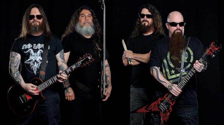 Slayer To Thrash At Budapest Arena On 11 June