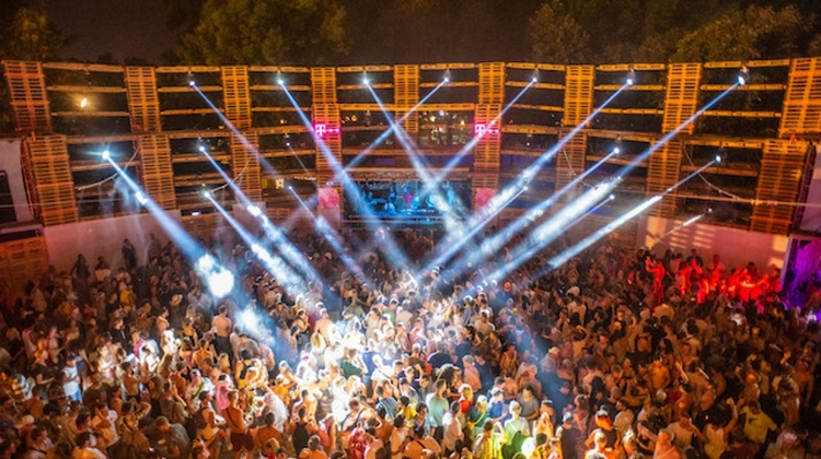 Hungary's Sziget Festival Announces 27-Strong DJ Line-Up For Colosseum Arena