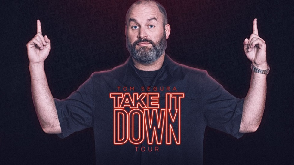 Tom Segura's 'Take It Down Tour' In Budapest, 25 October