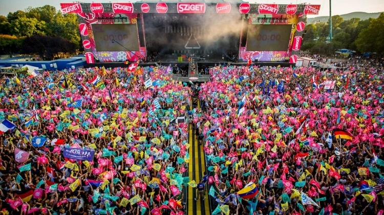 Sziget Festival, 7 – 13 August