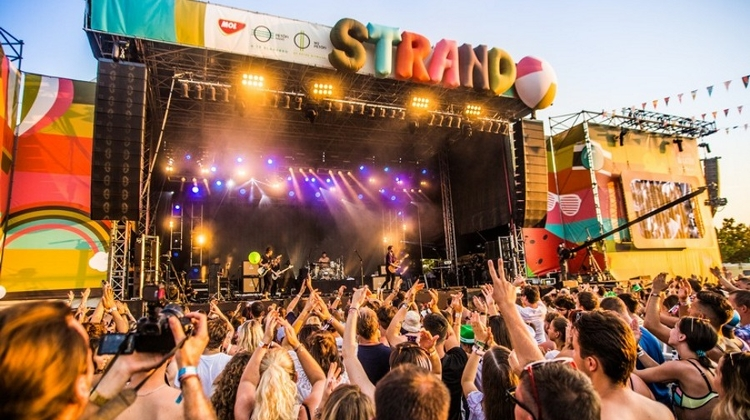 Strand Festival In Zamárdi, Now On Until 24 August