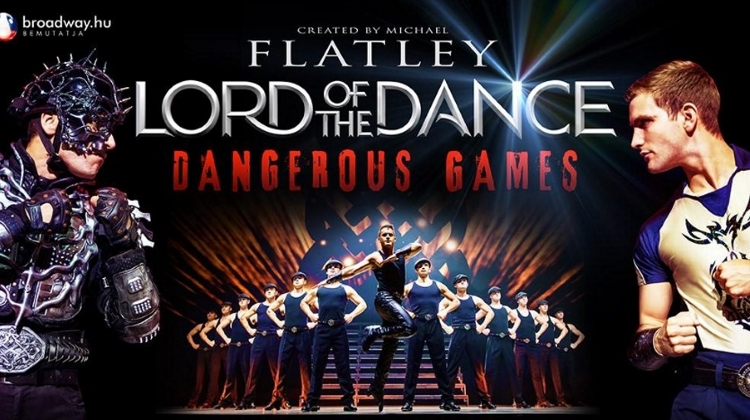 Flatley's Lord Of Dance: 'Dangerous Games' In Budapest, 28 June