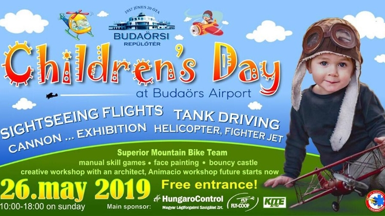 Children's Day @ Budaörs Airport, 26 May