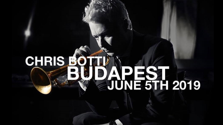 Chris Botti Concert, MoM Sport Budapest, 5 June