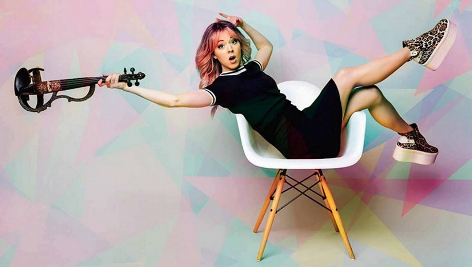 Coming Up: Lindsey Stirling Concert, Budapest Arena, 7 October