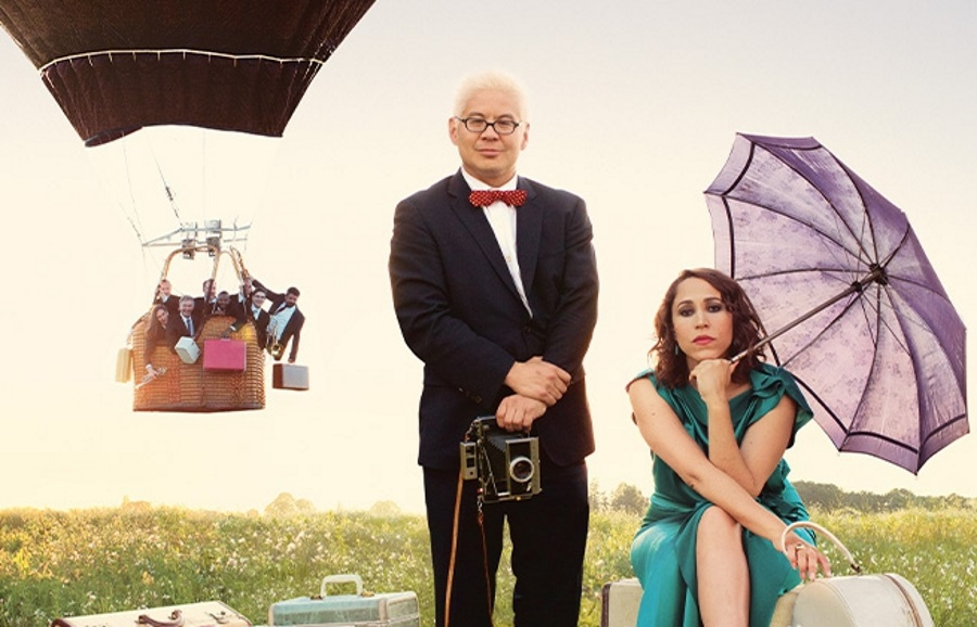 Pink Martini Concert @ Margaret Island Open Air, 25 July