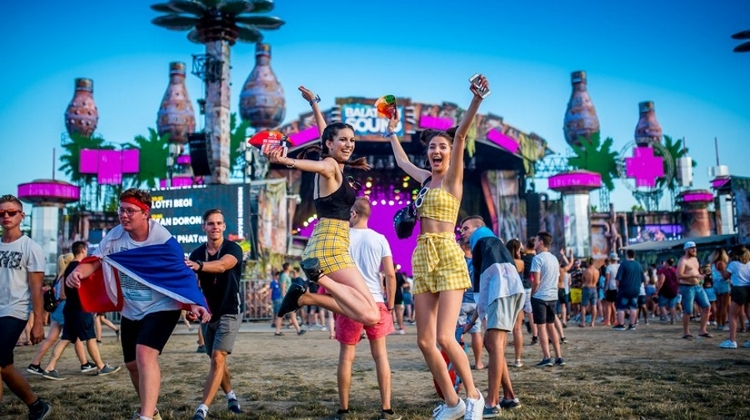 Top 10+1 Big Summer Festivals In Hungary