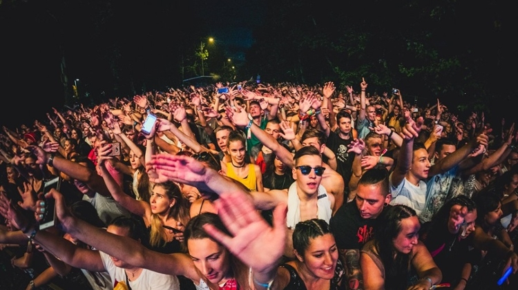 Coming Up: Campus Festival, Debrecen, 17 – 21 July
