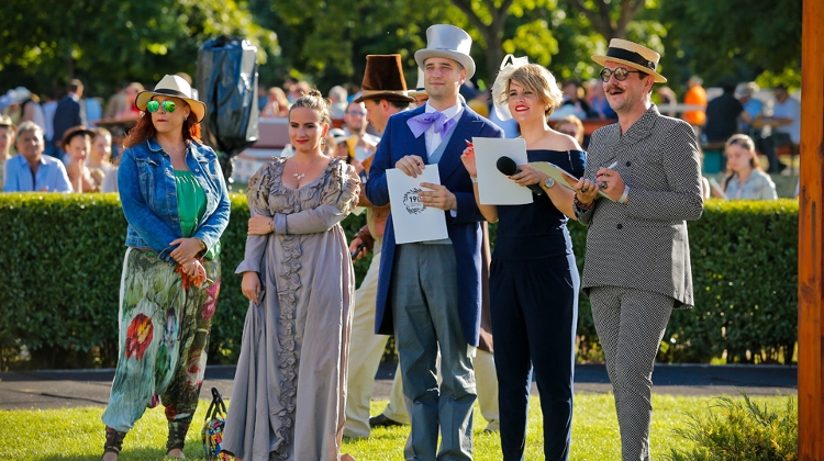 Hungarian Derby & Fashion Festival @ Kincsem Park, On Until 30 June
