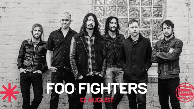 Foo Fighters @ Sziget Festival, 13 August