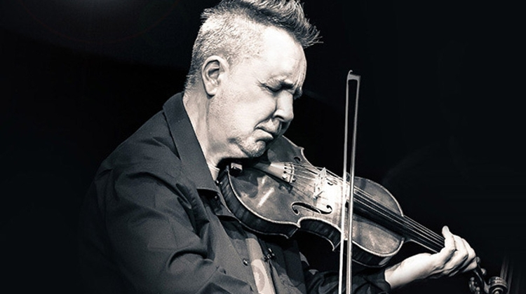 Nigel Kennedy Concert @ Margaret Island, 11 June