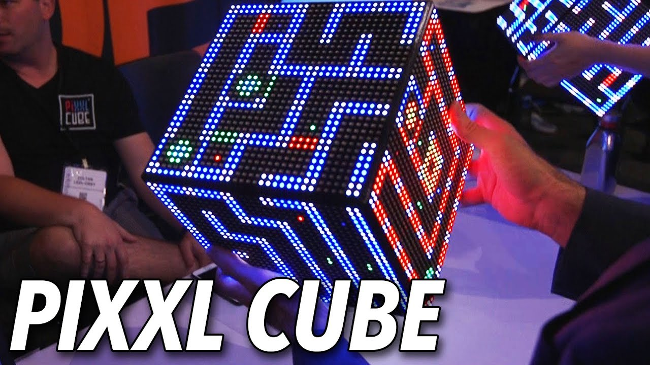 Video: Hungary-Based Six-Sided LED Screen Built For Games