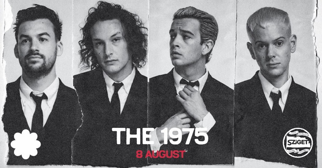 The 1975 @ Sziget Festival, 8 August