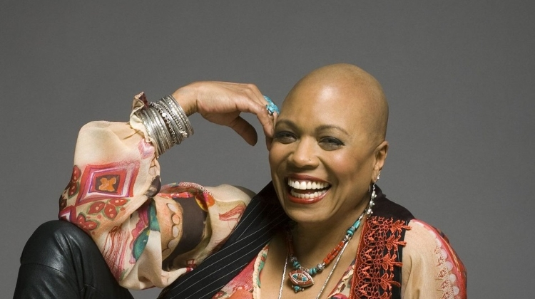 Coming Up: Dee Dee Bridgewater Concert, Budapest Congress Center, 7 October