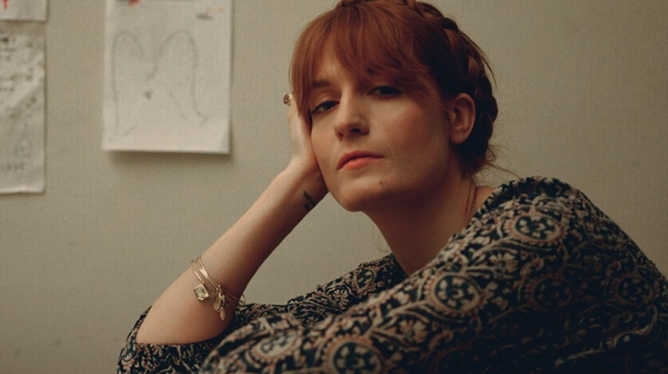 Coming Up: Florence + The Machine @ Sziget Festival, 12 August