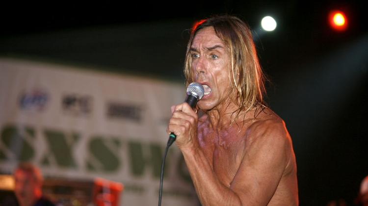 Iggy Pop To Play @ Budapest Park, 24 July