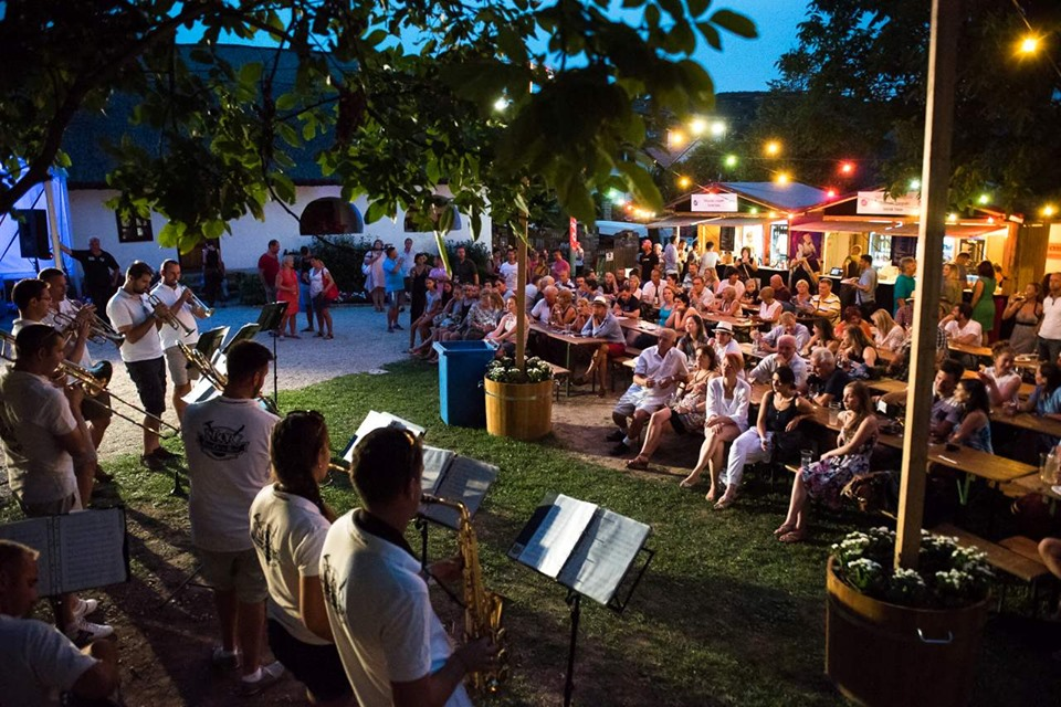 Paloznak Jazz Picnic Near Balaton, 1 – 3 August