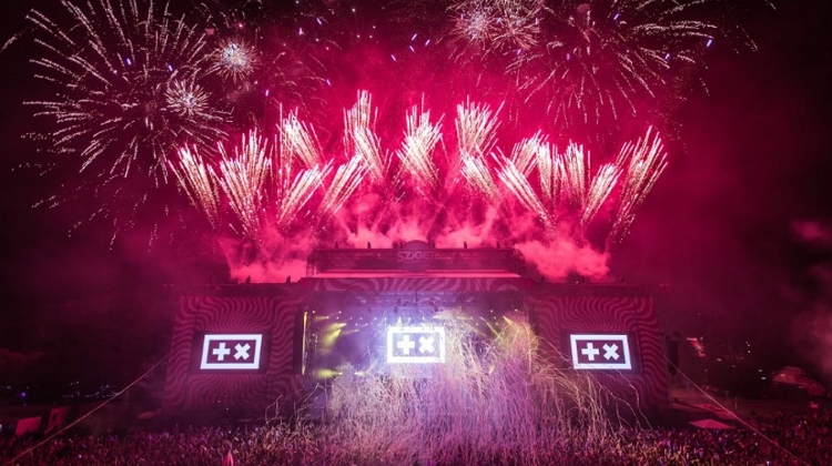Coming Up: Martin Garrix @ Sziget Festival, 9 August