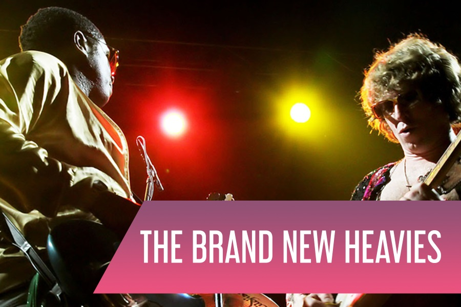 The Brand New Heavies @ Paloznak Jazz Picnic, 2 August