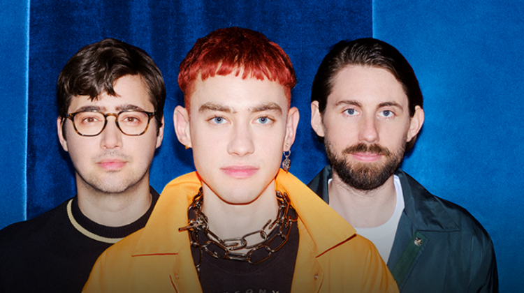 Years & Years @ Sziget Festival, 11 August