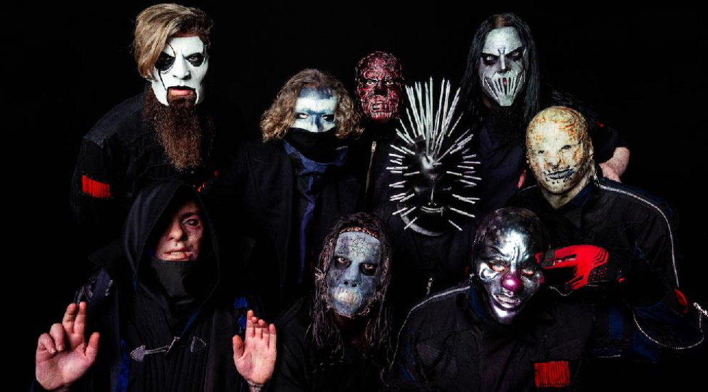 Coming Up: Slipknot Concert, Budapest Arena, 4 February 2020