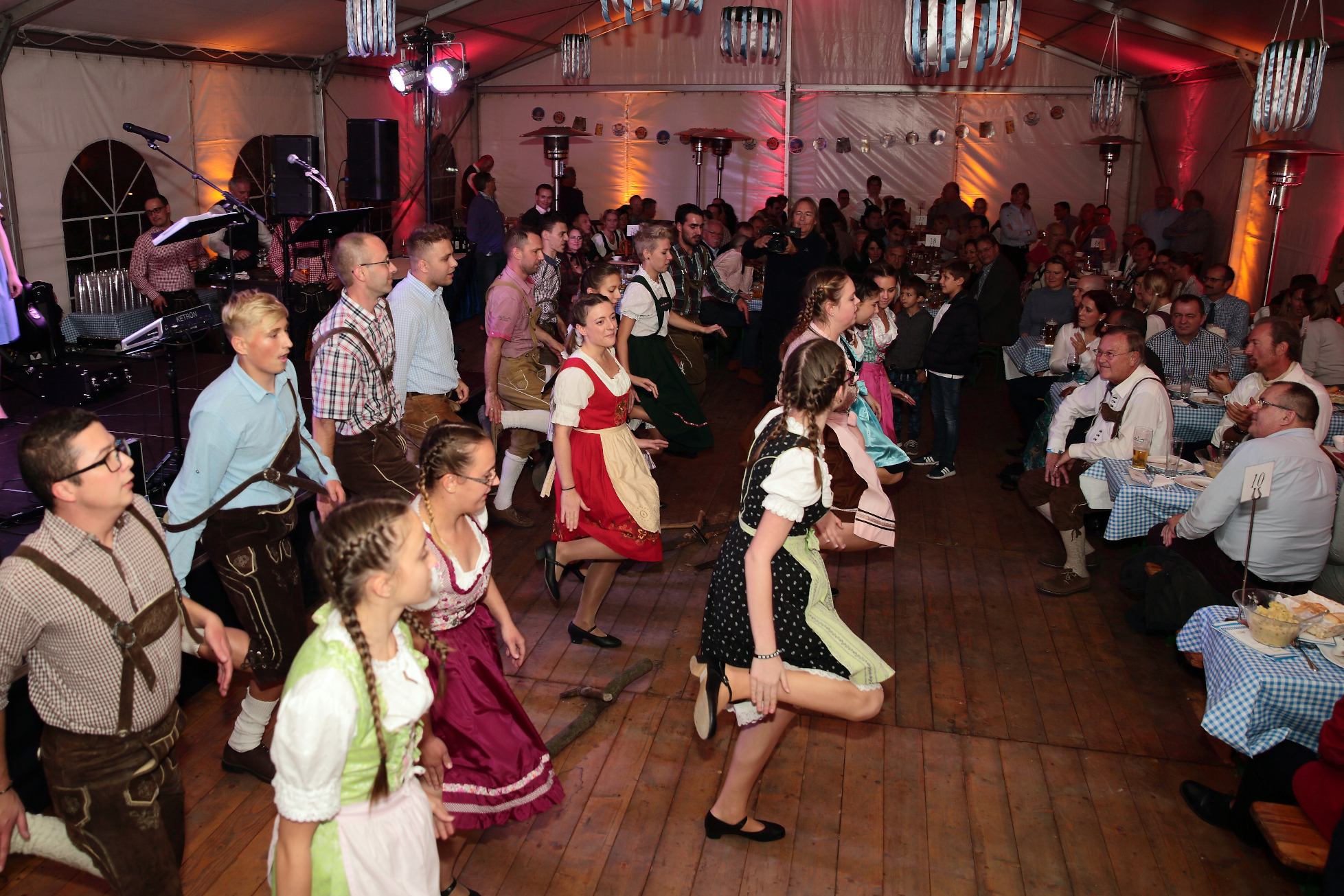 German Business Club Hungary's Oktoberfest On 12 October