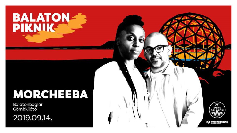 Morcheeba @ Balaton Picnic, 14 September