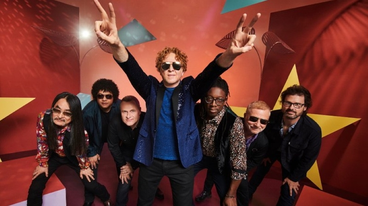 Coming Up: Simply Red Concert @ Budapest Arena, 23 November 2020