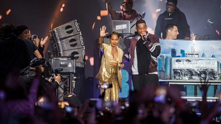 Update: Will Smith Returning To Budapest