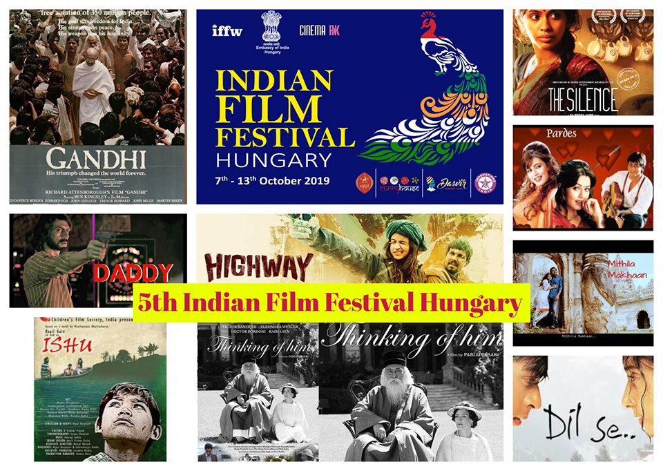 Indian Film Festival In Budapest, 7 – 13 October