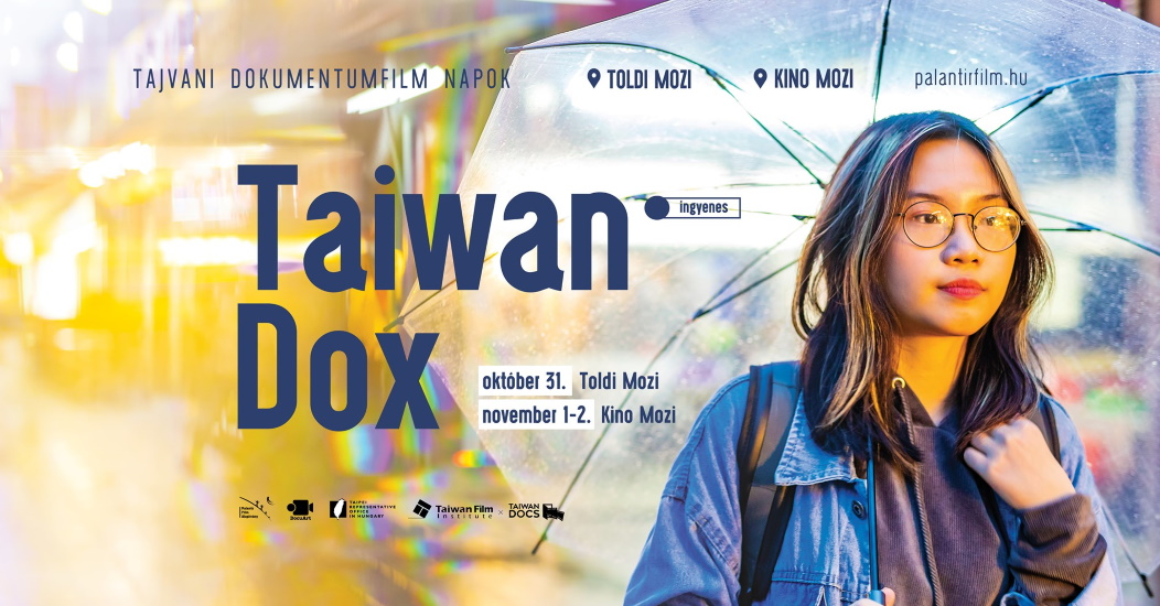 'Taiwan Dox' Free Film Days In Budapest, 31 October – 2 November