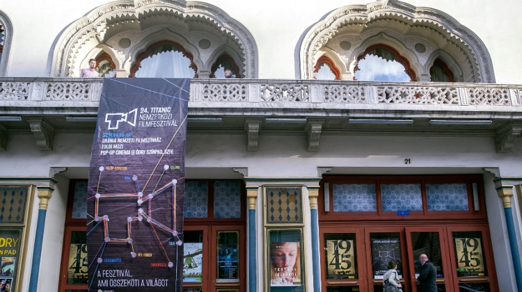 'Titanic International Film Festival' In Budapest, Now On Until 27 October