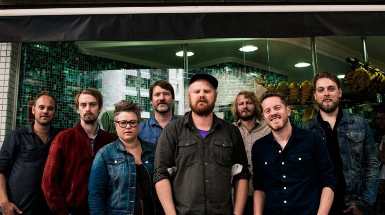 Jaga Jazzist @ Palace Of Arts, 18 December