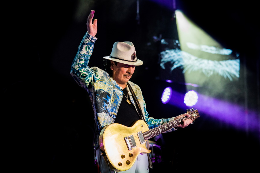 Cancelled: Carlos Santana Concert @ Budapest Aréna, 19 March