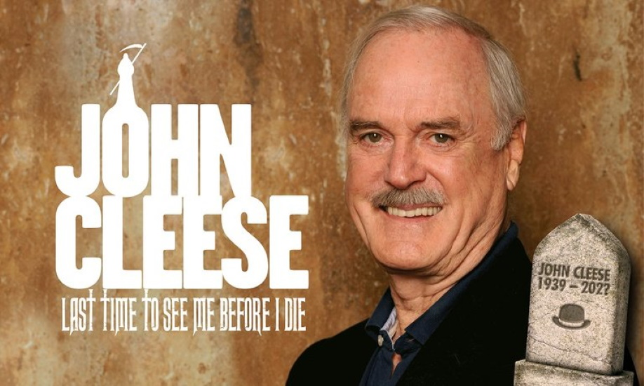 Legendary British Comedian John Cleese To Perform In Budapest This April
