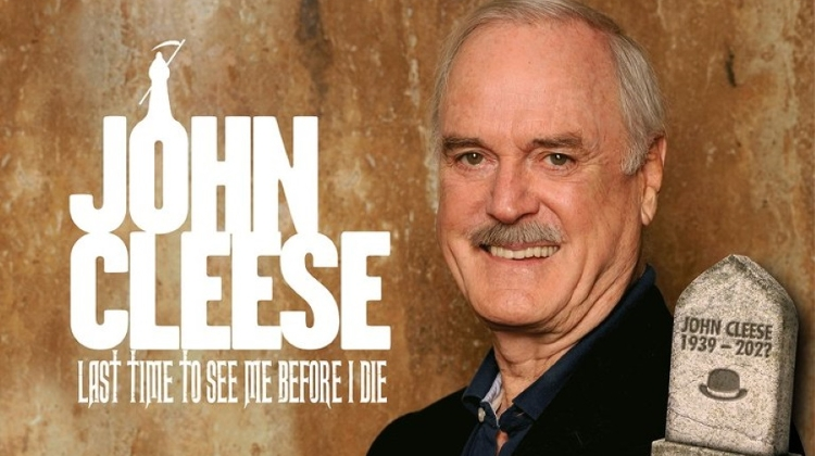 Legendary British Comedian John Cleese To Come To Budapest, 24 April 2020