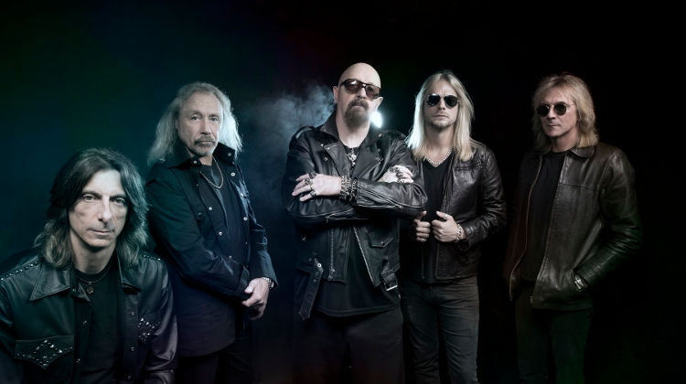 Coming Up: Judas Priest @ Budapest Aréna, 13 July, 2020