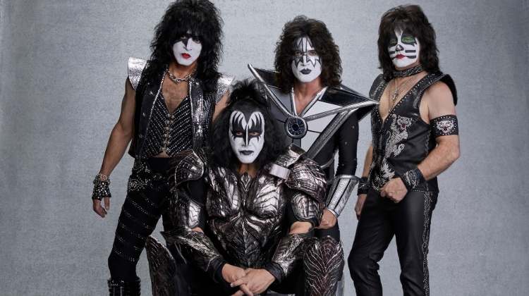 Kiss 'End Of The Road' Final Tour @ Budapest Aréna, 15 July 2021
