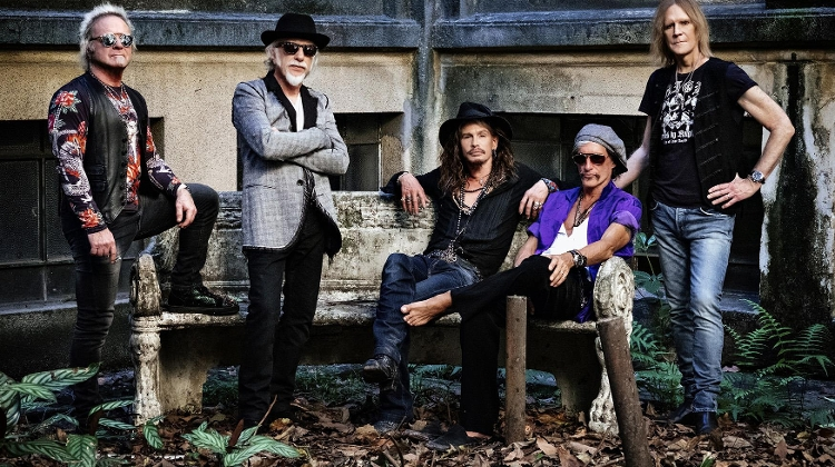Aerosmith To Perform At Puskás Arena - The Stadium's First Concert Event - On 24 July 2020