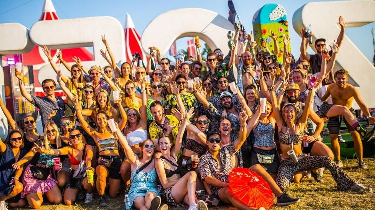 Hungary's Sziget Wins 'Best Overseas Festival' Award @ UK Festival Awards